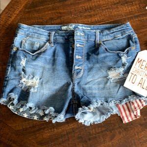 🎄Mossimo Jean Shorts/CutOffs